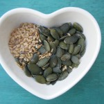 Pumpkin Seeds and Linseeds